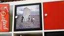 DIY IKEA Expedit / Kallax Door with Vinyl Album Art   IKEA Hacks Woodworking