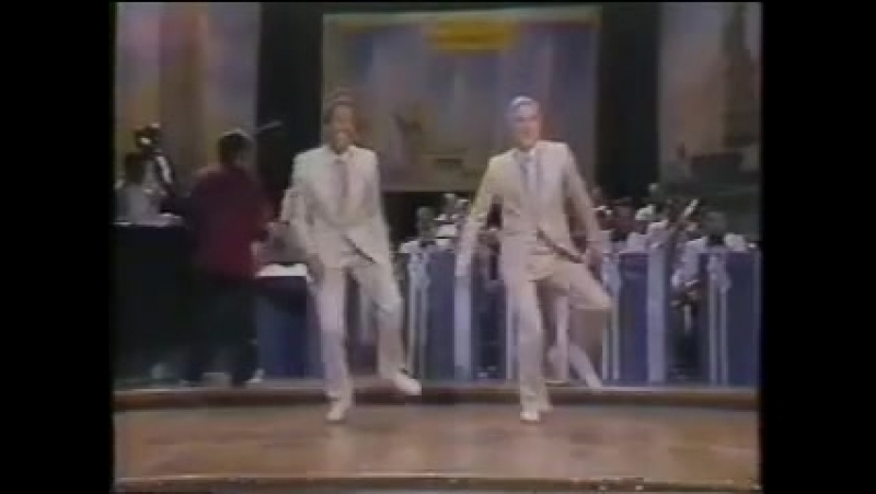 Fit As A Fiddle- Steve Martin Gregory Hines