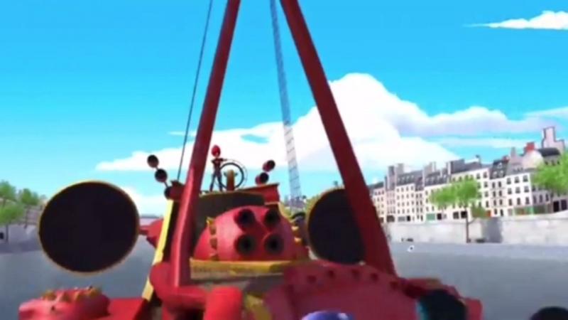 Капитан Хард-рок [РУССКАЯ ОЗВУЧКА] 2 Сезон 12 Серия Леди баг и Супер кот