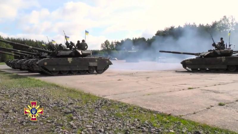 Т-84 Оплот – боевые стрельбы и окончательная подготовка, перед Strong Europe Tan