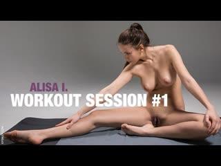 Femjoy.18.03.25.alisa.i.workout.session.1