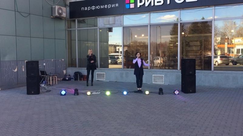 Площадь ТЦ РАМУС С ПОБЕДОЙ!