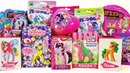 ПОНИ Mix! СЮРПРИЗЫ с игрушками My little pony, Filly, TOYS Sweet Box, Kinder Surprise eggs unboxing