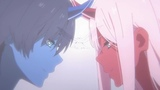 Darling in the franxx- End #coub, #коуб