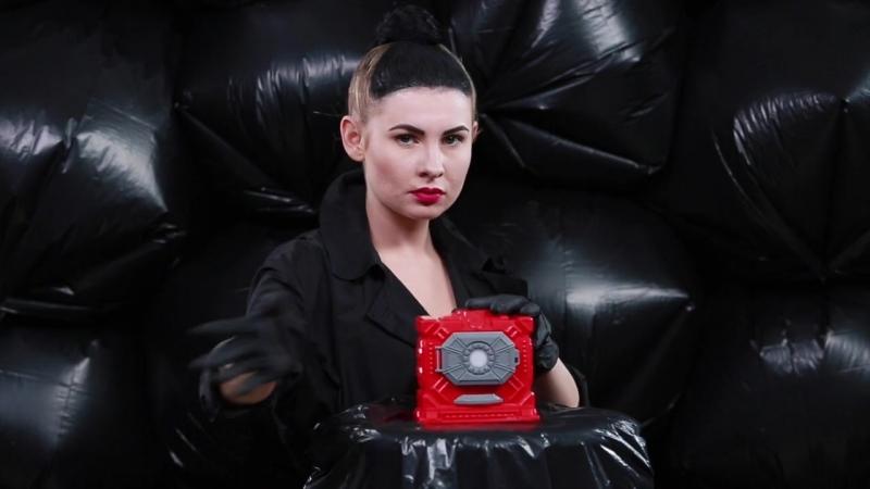 Анна Цуканова-Котт , Проект Ешь искуссвто