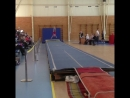 АКД Владислав Шулико 11 лет 1 в р акробатическая дорожка 1 место