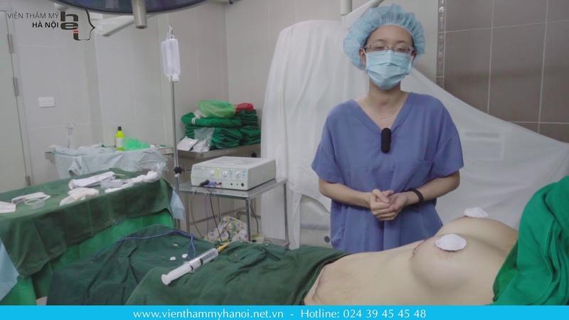 Ngực bự eo thon đầy quyến rũ với COMBO nâng ngực và tạo hình thành bụng mini
