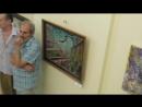 Открытие выставки художников романтиков в КЦ Алые паруса