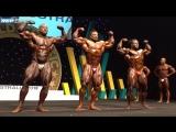 Arnold Classic Australia 2018 - Roelly Winklaar vs William Bonac vs Dexter Jackson