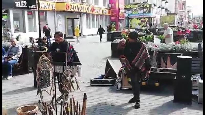 братья Луис и Райми Салазар (Эквадор )
