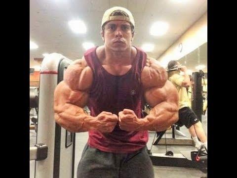 LoganTheFutureGuthrie   very Impressive CLASSIC Bodybuilder