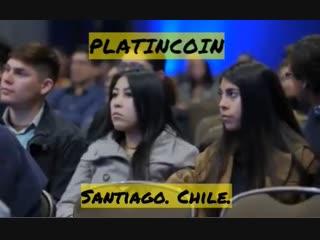 Сантьяго. Чили. PlatinCoin.