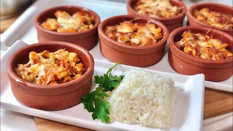 ✅ Bu Menü Bomba Lezzeti Harika 💯Tavuk Sote İle Enfes Akşam Yemeği Menüsü Hazırladım💯Seval Mutfakta