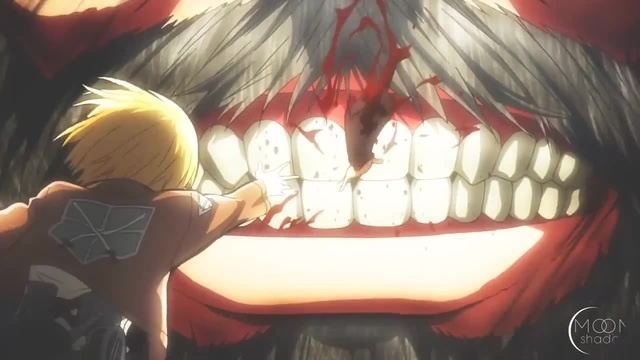 Attack On Titan | Can't Hold Us · coub, коуб