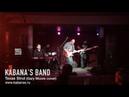 Kabana's Band - Texas Strut (Gary Moore cover)