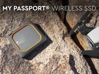 My Passport Wireless Pro SSD