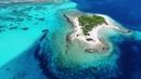 Over Aruba Drone video