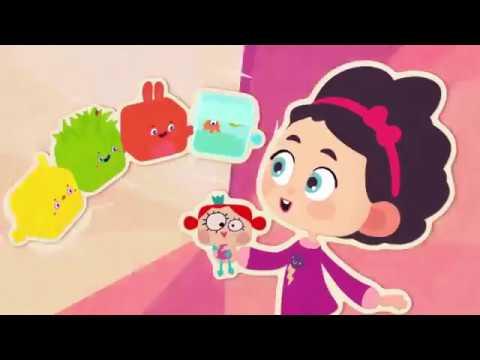 Четверо в кубе Караоке День рождения песня из 10 серии мультфильм