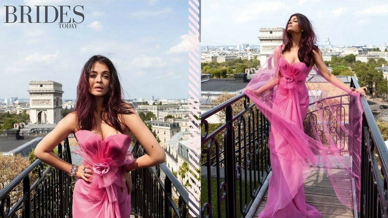 Aishwarya Rai Bachchan for Brides Today Cover Shoot August 2018