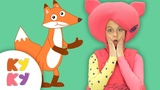 КУКУТИКИ - ТЕРЕМОК - Песенка Сказка Кукутиков для детей - песня мультфильм про животных