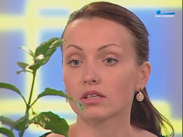Виктория Логинова цветовод и коллекционер в программе Беседка 12 мая 2015