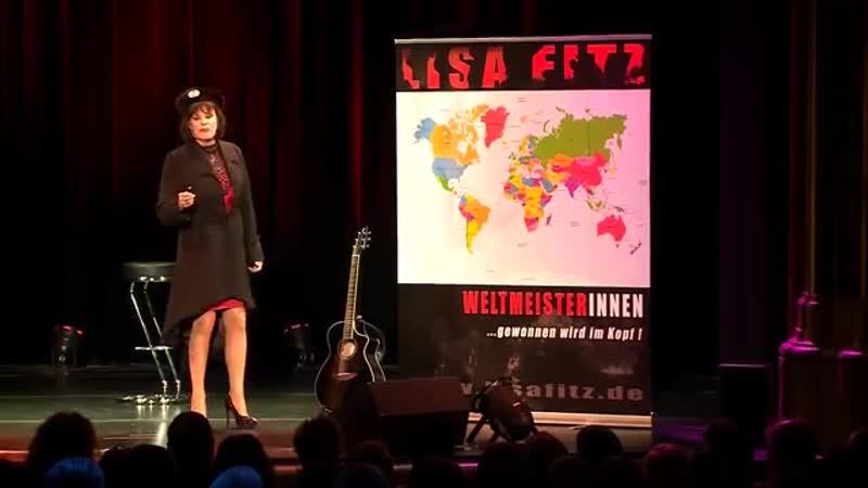 Olga Geheimnikova- Agentin - Teil 1 aus Lisa Fitz - -Weltmeisterinnen--