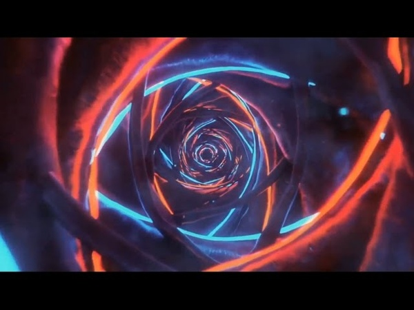[10 Hours] Psychedelic 3D Visuals FORWARD - Video Only [1080HD] SlowTV