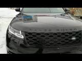 Range Rover Velar. Керамическое покрытие Opti-coat pro+. Зеркальный блеск.