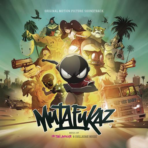 The Toxic Avenger альбом Mutafukaz