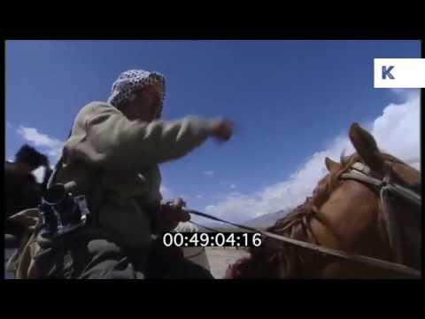 Meeting the King of the Kyrgyz, Black Waters Afghanistan 1999   Kinolibary