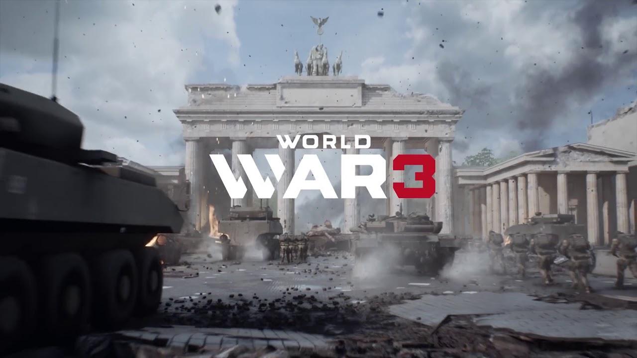 Геймлей World War 3 c Gamescom 2018