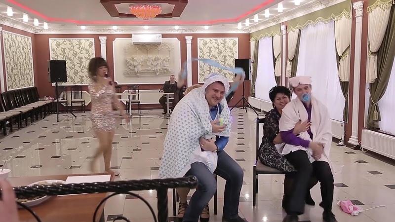Смешной свадебный конкурс для родителей жениха и невесты