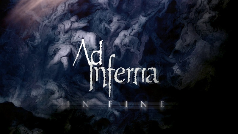 Ad Inferna - In Fine (2019) from the new Black Metal album « Des Diables et des Dieux »