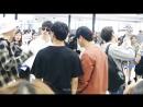 180126 Krist Singto to Hat Yai at Don Mueang International Airport