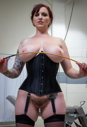 Redlatexsex com tight rope ties up