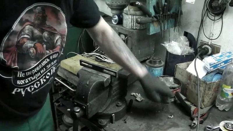 СЪЁМНИК ДЛЯ СНЯТИЯ СБОРКИ БЕНЗОНАСОСА ( своими руками )