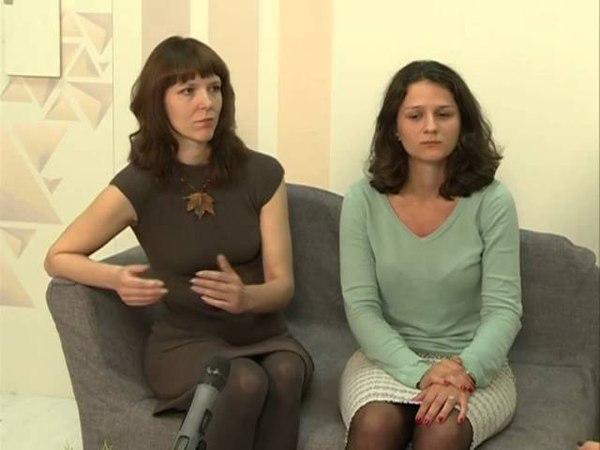 Полина Афонина и Татьяна Панкова рассказали на канале ТНТ Феникс о проекте Будем вместе