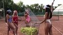 Hot tennis ANNAKISS