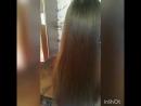 Реконструкция волос для Кати
