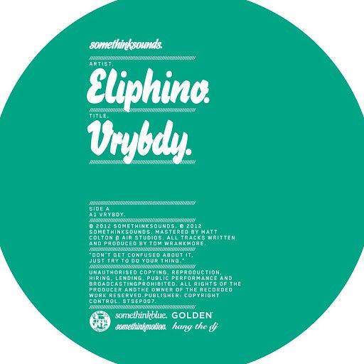 eliphino альбом Vrybdy