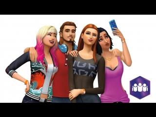 Официальный трейлер дополнения The Sims 4 Веселимся вместе! для Xbox One и PS4