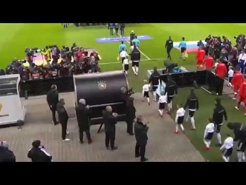 Football Germany Russia cool match review match 2018 HD Обзор крутого матча Германия - Россия