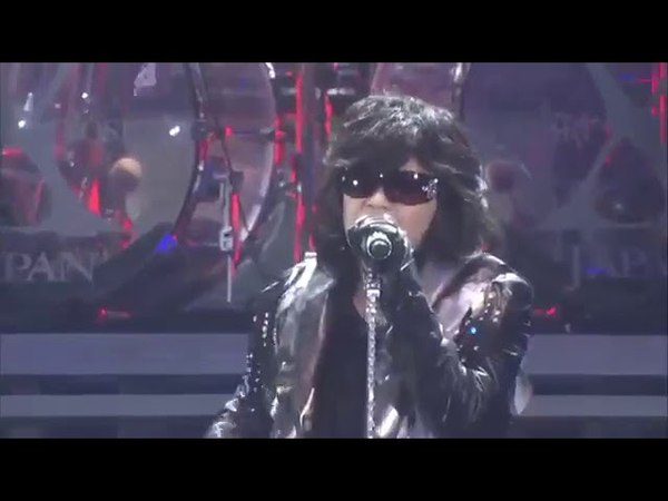 【X JAPAN】 WORLD TOUR Live in YOKOHAMA 超強行突破 七転八起 〜世界に向かって〜 『再開の夜』 (2010.