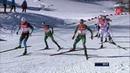Federico Pellegrino's 🇮🇹 Dramatic Sprint [F] Final - Cogne 2019