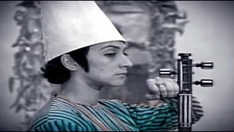 Иранский рок с Софико Чиаурели и с Параджановым