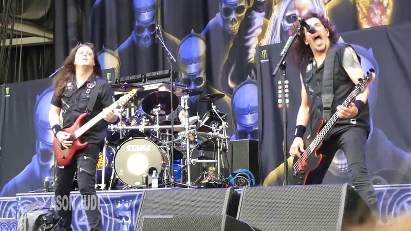 Anthrax Full Set [HD] LIVE Austin360 6/20/18