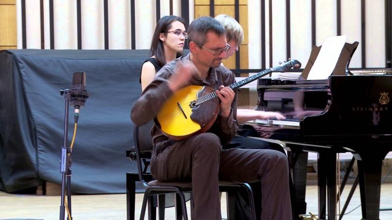 J.S.Bach. Concerto № 5 f-moll. Moderato. Исполняет С.Боганов