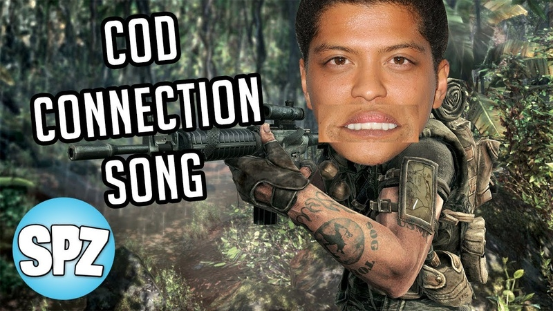 Bruno Mars Grenade PARODY - Call of Duty CONNECTION Song