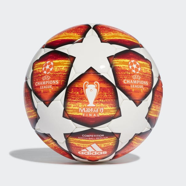 Футбольный мяч Лига чемпионов УЕФА Finale Madrid Competition