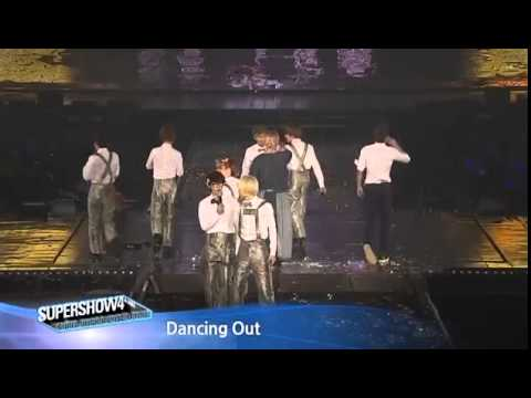 [Super Junior SS4 DVD] White Christmas Dancing Out